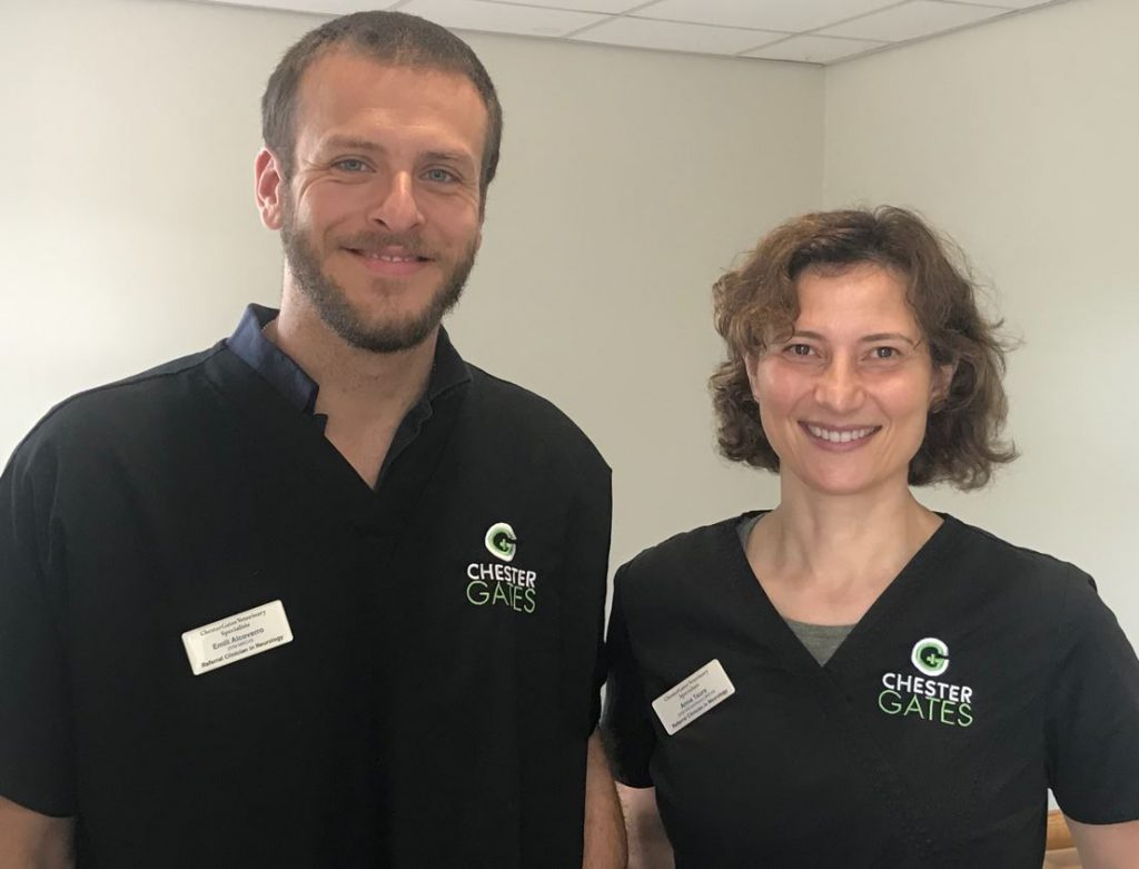 Anna and Emili Chestergates Veterinary Specialists